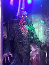 Too spooky at Spirit Halloween
