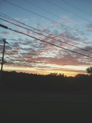 Sky this morning!
