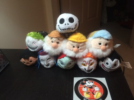 Newest Tsums...more on the way