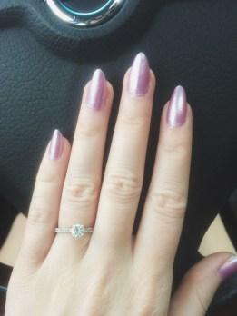 Nails on fleeeeek this month.