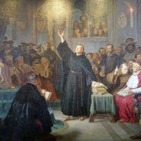 Molitva Martina Luthera na saboru u Wormsu