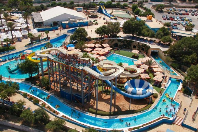 Splash and Fun Park di Malta