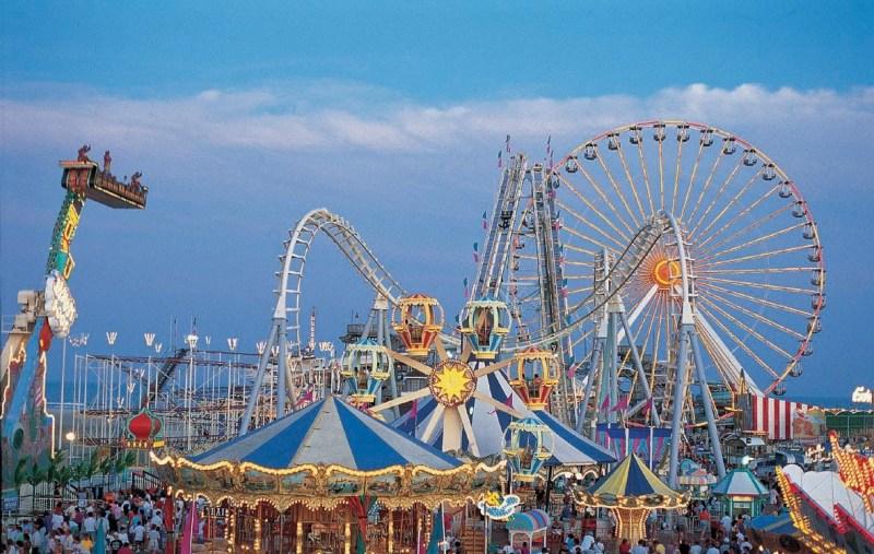 Lista dei parchi divertimento negli Stati Uniti d'America