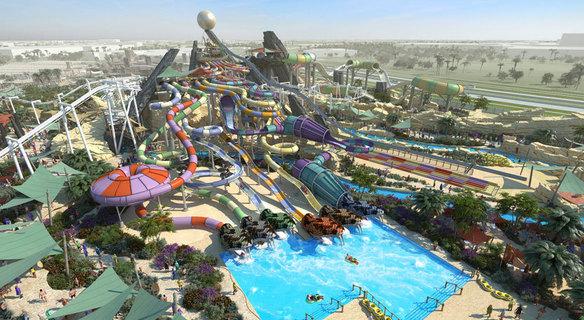 Principali parchi divertimento negli Emirati Arabi Uniti