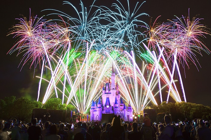 Walt Disney World, il primo parco divertimento di Orlando in Florida