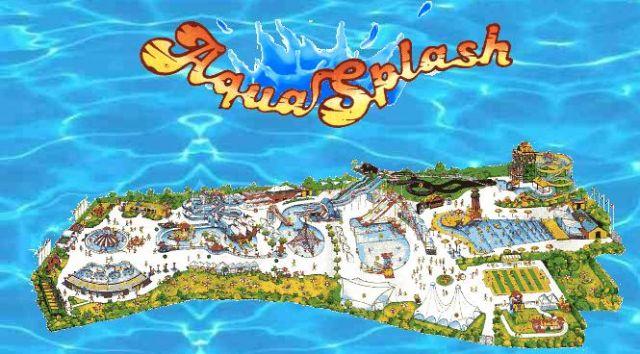 Acquasplash il parco acquatico di Lignano Sabbiadoro in Friuli Venezia Giulia