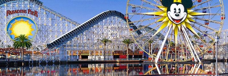 Disneyland Park il primo parco Disney a pochi km da Los Angeles in California