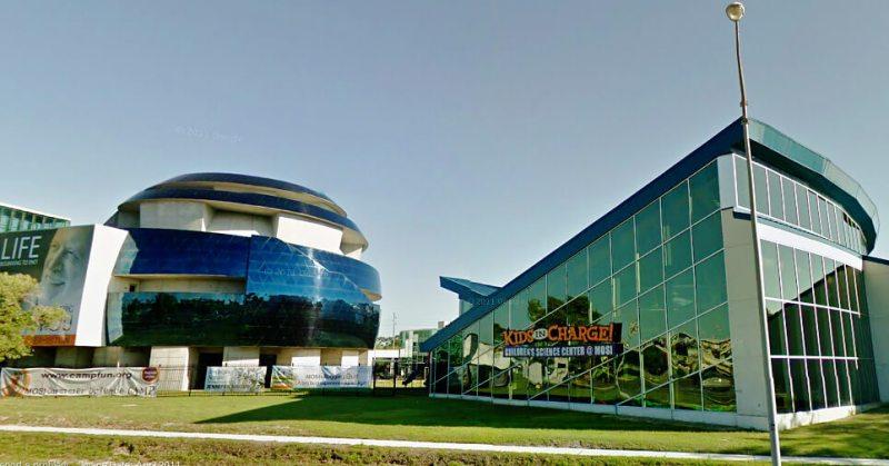 Il MOSI a Tampa in Florida (Stati Uniti)