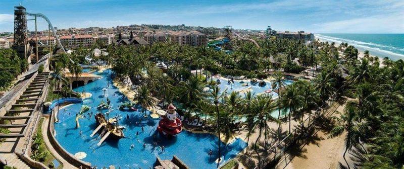 I principali parchi divertimento del Brasile
