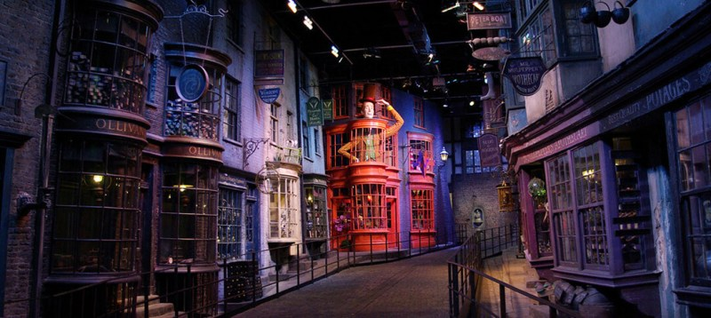 Il Warner Bros. Studio Tour London a Londra