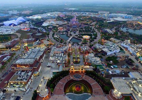 Oggi apre Shanghai Disneyland Resort il primo parco Disney della Cina
