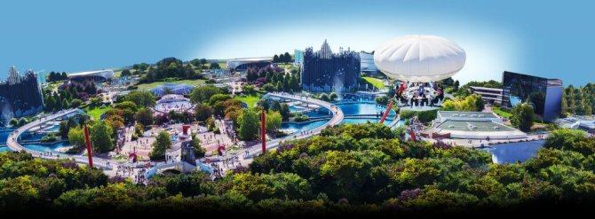 Futuroscope, il parco francesce che ti fa viaggiare nel futuro