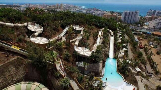 Singha - la nuova attrazione di Siam Park, il più veloce e più spettacolare scivolo d'acqua del mondo