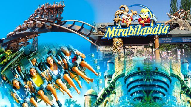 Offerte e promozioni Mirabilandia: pacchetti hotel e biglietti scontati