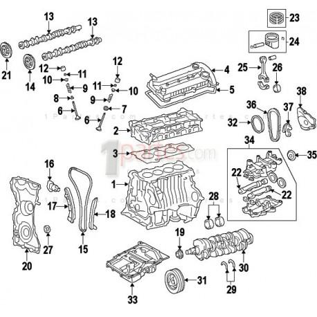 Tensor de cadena de tiempos|Suzuki|Grand Vitara (S