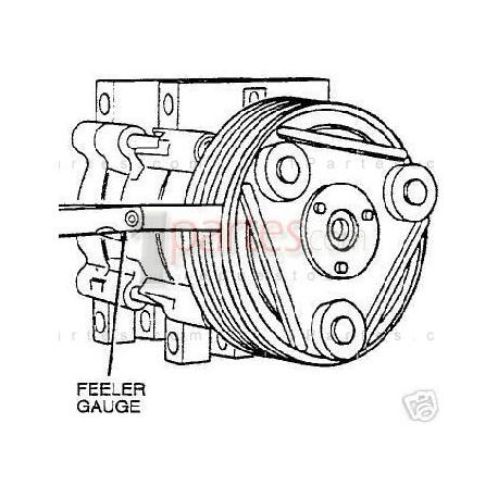 Compresor Chevrolet Grand Vitara Grand Nomade 4710393