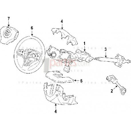Cubierta inferior|Suzuki|Grand Vitara (S)|J3||Grupo