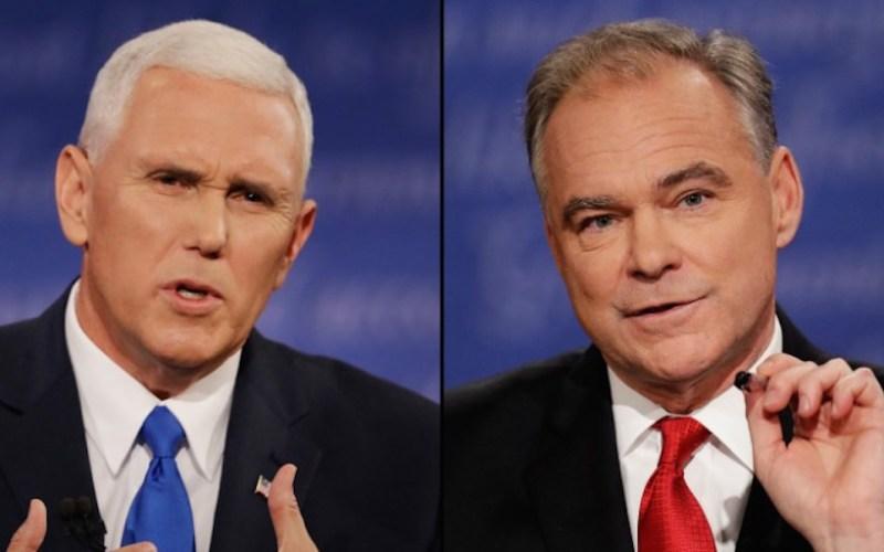 Vice Presidential Debate Recap: Pence Won, Trump lost