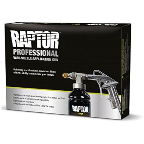 pistola profesional raptor