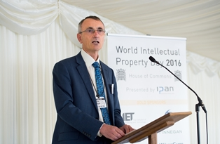 John P Ogier, Vice-Chair, Intellectual Property Awareness Network; Intellectual Property Economist