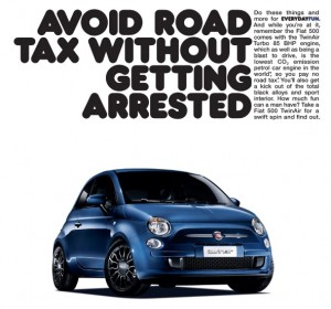 Peugeot Ss Promotional References To Road Tax Fiat Refuses Ford Motor Company Customer Service Complaints
