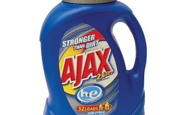 Ajax Laundry Detergent $.99 At Walgreens!
