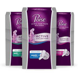 $.99 Poise or Depends At Walgreens!