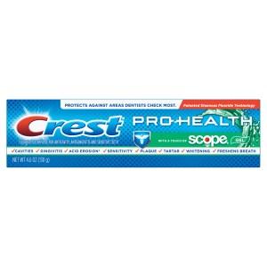 $2.04 Moneymaker Crest Toothpaste Walgreens Deals #deannasdeals