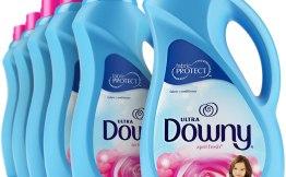 Downy Ultra April Fresh Liquid Fabric Softener 6 Pack ~Hot Deal! #amazon #deannasdeals