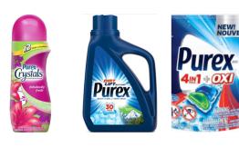 Purex 3/$5.50 {Rebate} Walgreens Deal #deannasdeals