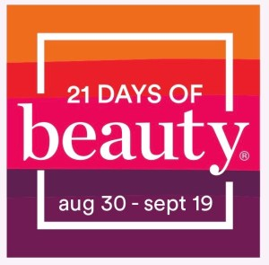 Ulta 21 Days of Beauty