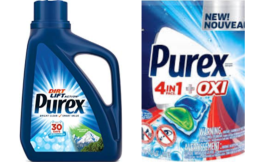 $1.74 Purex At Walgreens !
