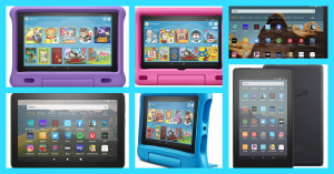 Amazon Fire Tablets Sale! Save Up To $50!
