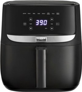 Bella Pro Series 6-qt. Touchscreen Air Fryer $49.99 Shipped From Best Buy