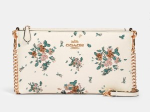 Coach Rose Crossbody