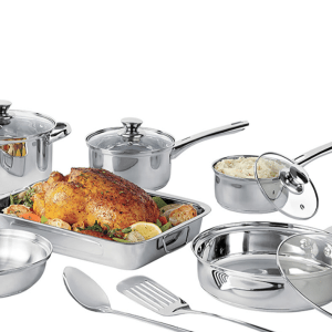 Cooks 21 Piece Cookware Set $44.99 At JcPenney!