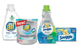 $1.88 Snuggle or All Laundry Care At Walgreens!