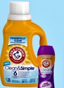 $1.99 Arm & Hammer Detergent or Scent Boosters At Walgreens!
