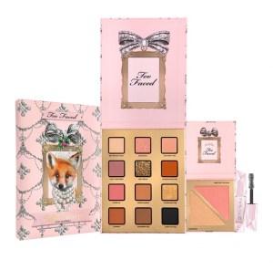 Enchanted Beauty Foxy Neutrals Makeup Set