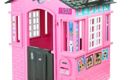 L.O.L. Surprise! Cottage Playhouse with Glitter $110.00