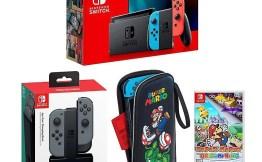 Kohl's Nintendo Switch Bundle #AmySaves