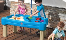 Step2 Cascading Cove Sand & Water Table $79.99