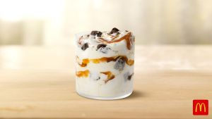 FREE Caramel Brownie McFlurry AT McDonalds Today Only!