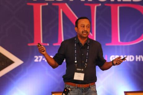 Mr. Himanshu Chakrawarti from HiCare
