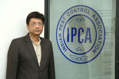 IPCA President Jaldhi Trivedi