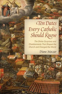 Ten Dates Every Catholic should know, Diane Moczar