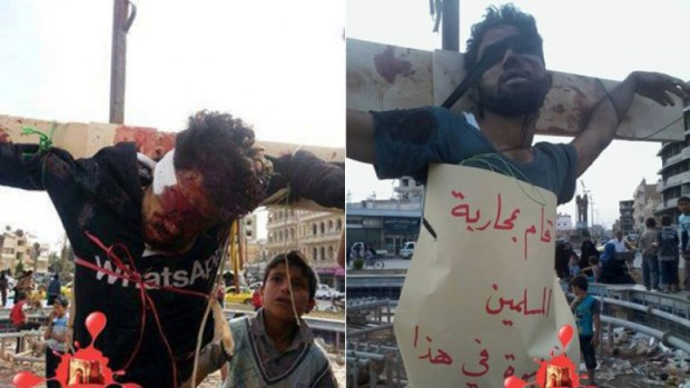 crucified-isis-