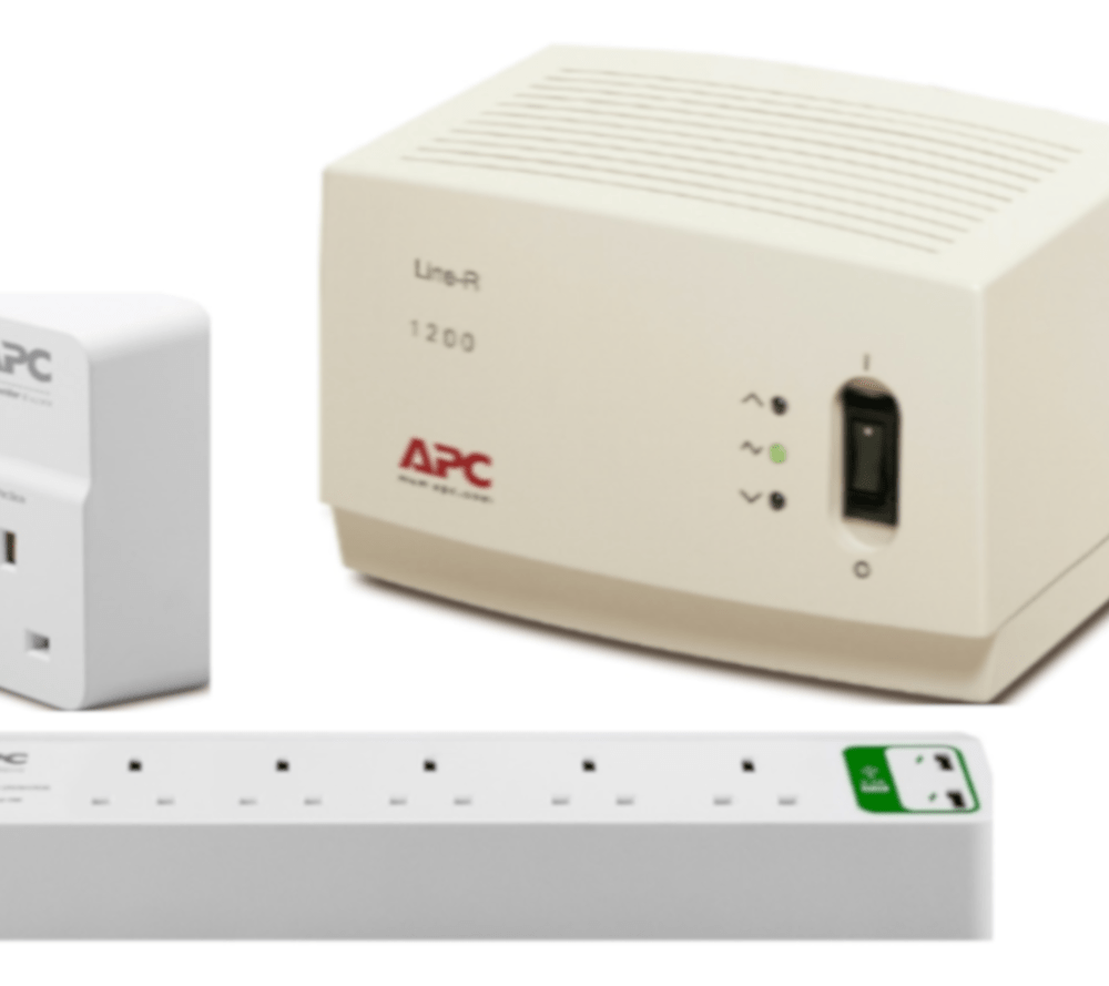 AVR & Surge Protection