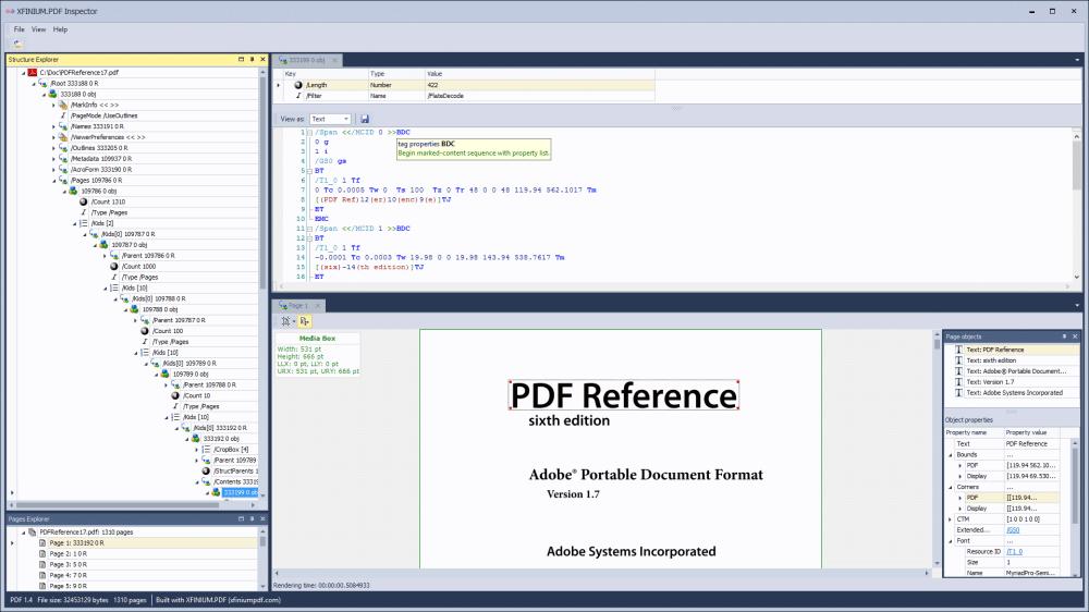 medium resolution of pdf inspector