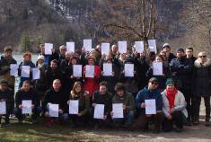 Zimski seminar Zelene Akademije 2016.